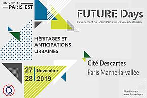 FUTURE Days - Cité Descartes