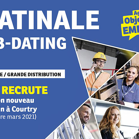 Job dating Lidl à Courtry